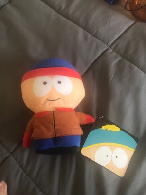 South Park Officially Licensed Stan Plushy (Brand New w/Tags) for Sale in Vail, AZ