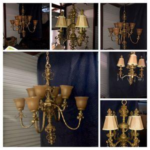 William IV John Richard chandelier's for Sale in Greenville, SC