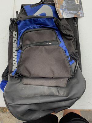 Baseball backpack with a bat holder for Sale in Orange, CA