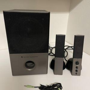 2.1 Altec Lansing Speakers VS4121 for Sale in Irvine, CA