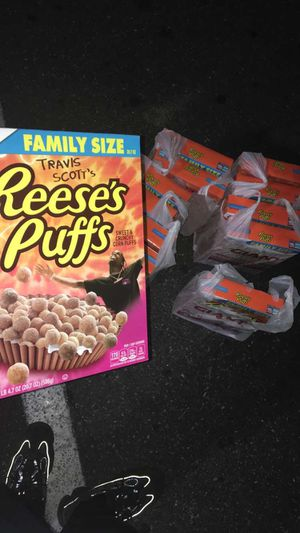 travis scott reeses puffs for Sale in Lancaster, PA