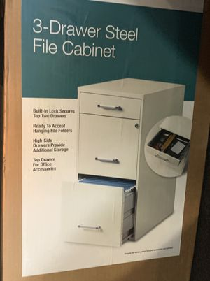 3 Drawer Filing Cabinet for Sale in Culver City, CA