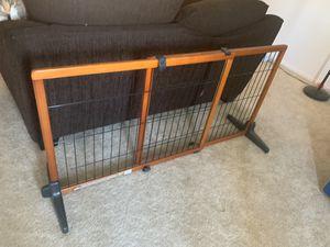 Dog gate for Sale in Tustin, CA
