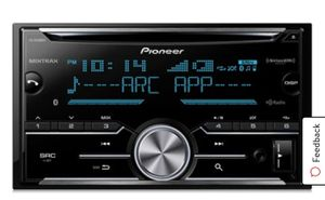 Pioneer head unit 180 new at walmart for Sale in NEW PHILA, OH