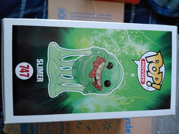 Ghoster busters Slimer Funko pop (not mint)