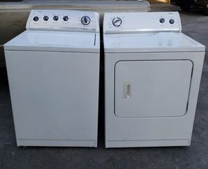 Whirlpool washer and Dryer for Sale in Escondido, CA