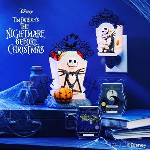 Scentsy Disney Nightmare Before Christmas for Sale in Woodstock, GA