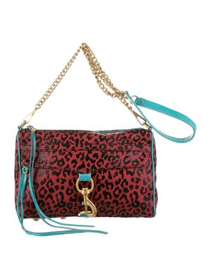 Rebecca minkoff Red Leopard MAC bag for Sale in Rockville, MD