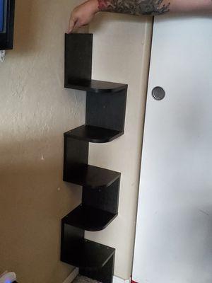 Corner wall shelves for Sale in Phoenix, AZ