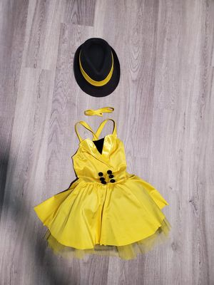 Dance Costume, 4-6 years old for Sale in Parma, OH