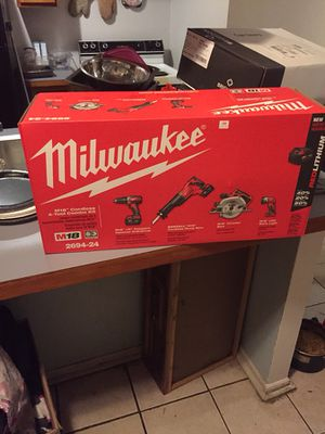 Power tools best offer no low balls for Sale in Columbus, OH