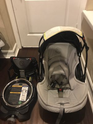 Orbit Baby G3 Infant Car Seat and Base for Sale in Orlando, FL