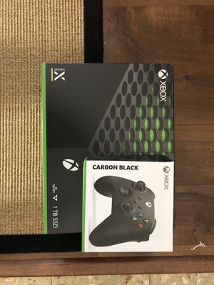XBOX series X with 2nd remote for Sale in Hayward, CA