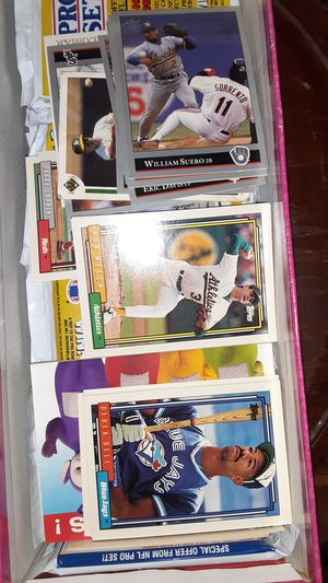 Collector baseball cards for Sale in Bexley, OH