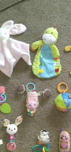 Baby Rattles/Teethers/Toys for Sale in Gresham,  OR