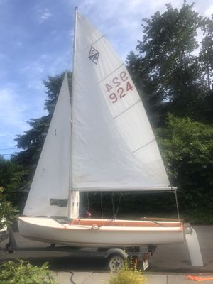 Coronado C-15 Racing Sailboat with all the upgrades to compete in the National Championships. for Sale in Milwaukie, OR