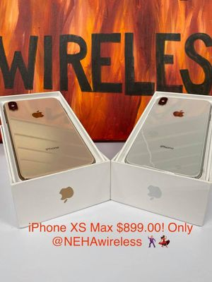 iPhone XS Max for Sale in Jonesboro, AR
