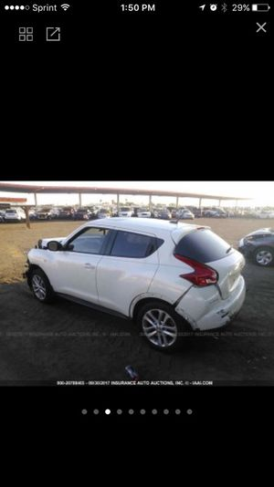 2014 Nissan Juke Parts Only for Sale in Phoenix, AZ