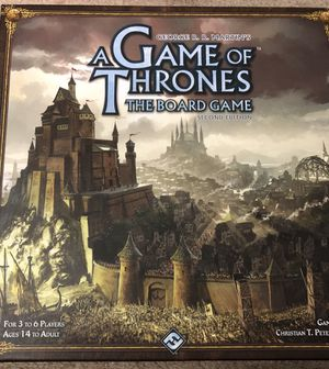 Game of Thrones Board Game for Sale in San Antonio, TX