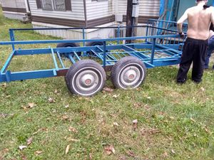 16 foot by 6.5 trailer just needs deck boards for Sale in Elkins, WV