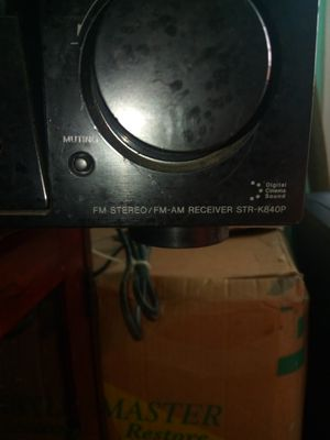 Sony Surround Sound Stereo Receiver for Sale in Vallejo, CA