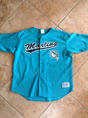 Original Marlins Jersey XL $55.00 today for Sale in Homestead, FL