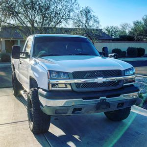 "6"" Lifted Chevy Silverado 1500 for Sale in Payson, AZ"