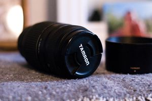Tamron Auto Focus 70-300mm f/4.0-5.6 Macro Zoom Lens for Pentax for Sale in Sacramento, CA