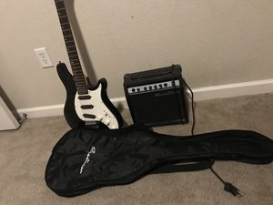 Electric Guitar for Sale in Denver, CO