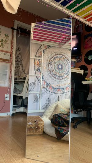 mirror with inside jewelry organizer for Sale in Clarksburg, MD