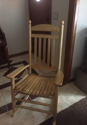 Groovy New And Used Rocking Chair For Sale In Ada Ok Offerup Andrewgaddart Wooden Chair Designs For Living Room Andrewgaddartcom