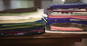 Huge Lot of Fabric - all types and many large pieces for Sale in Lenexa, KS
