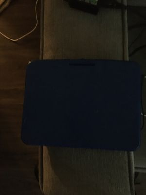 Portable DVD player Only used Once Brand New for Sale in Seminole, FL