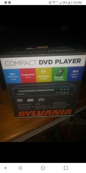 Dvd player for Sale in Greenwood, IN