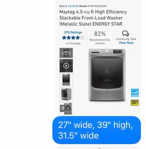 Maytag for Sale in White Hall, AR