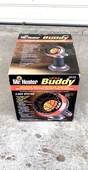 Mr. Heater Little Buddy Indoor Propane Gas for Sale in Huntington Beach, CA