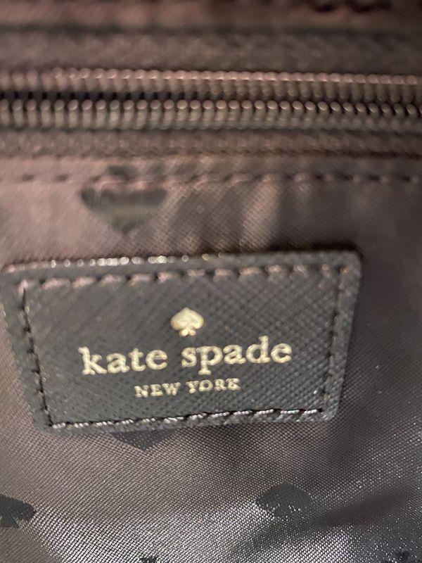 Kate spade new york winni leather cat crossbody bag