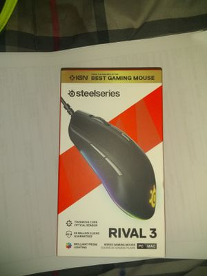 Rival 3 mouse gaming for Sale in Heritage Creek, KY