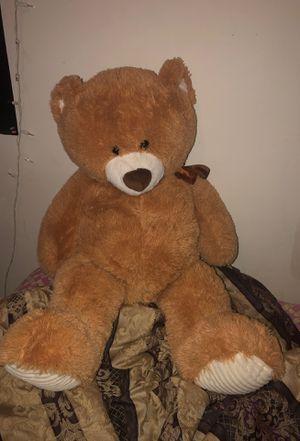 Medium tan teddy bear for Sale in Woodbridge, VA