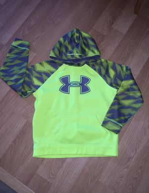 Youth boys or girl Under Armour Hoodie Sweatshirt for Sale in North Huntingdon, PA