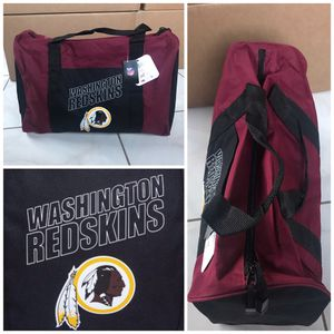 New with tags! Washington Redskins Gym Duffle Bag for Sale in Miami Gardens, FL