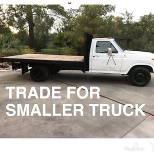 1986 FORD 1-TON for Sale in Laveen Village, AZ