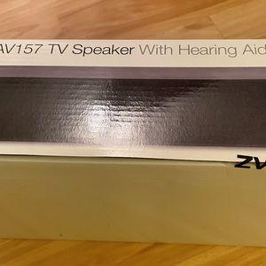 AccuVoice AV157 TV Speaker for Sale in Elkridge, MD