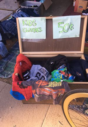 Kids clothes $.50 for Sale in Riverside, CA