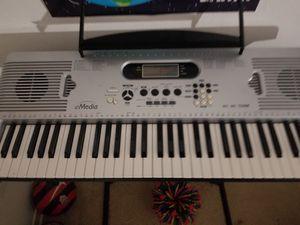 EMedia keyboard with stand for Sale in Woodbridge, VA