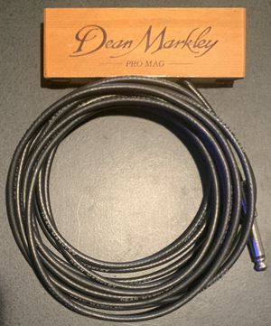 Dean Markley Promag Acoustic Singlecoil Pickup for Sale in Middlefield, CT