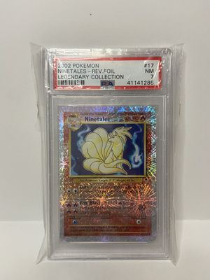 PSA Ninetales Pokemon Card for Sale in Raleigh, NC