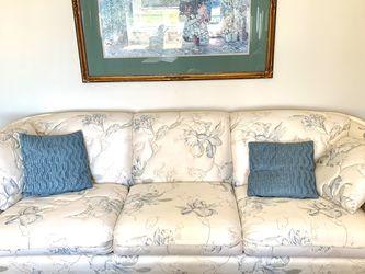 Cream Colored Paul Martin Interiors Sofa for Sale in Roswell,  GA