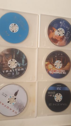 Near new blu-rays....12 for Sale in Henderson, NV