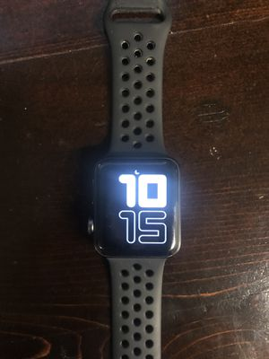 Apple Watch Nike Series 3 for Sale in Wheaton, IL